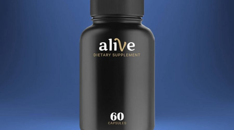 Alive Supplement Reviews, The New Up Heal