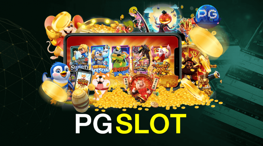 Pgslot - the newest tendency in the wager on football